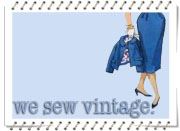 We Sew Vintage.