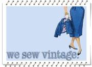 We Sew Vintage.